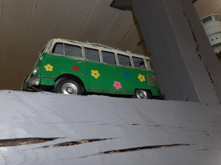 Mini bus Ferme des Bruyères Vitry