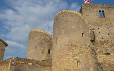 Château Semur en Brionnais