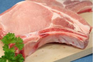 côte porc